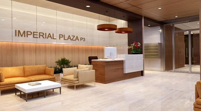 Căn hộ P3 dự án Imperial Plaza thu hút gia đình trẻ