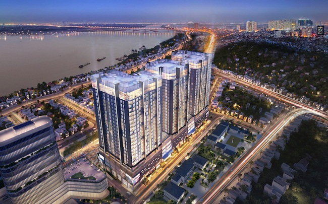 Sun Grand City Ancora Residence: Cơ hội đầu tư hấp dẫn tại trung tâm Hà Nội