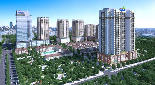 Tổ hợp tiện ích khiến Thanh Xuân Complex được xem là dự án đáng mua nhất
