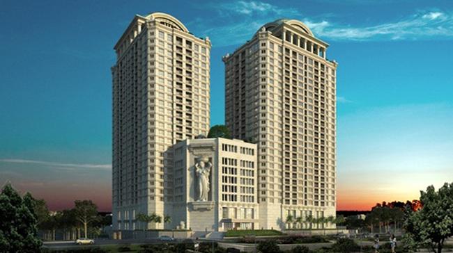 Đáng sống như đất Quảng An, đáng mua như căn hộ D'. Le Roi Soleil