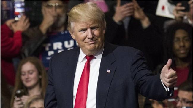 Ông hoàng Twitter Donald Trump: Ngoại giao trong 140 kí tự