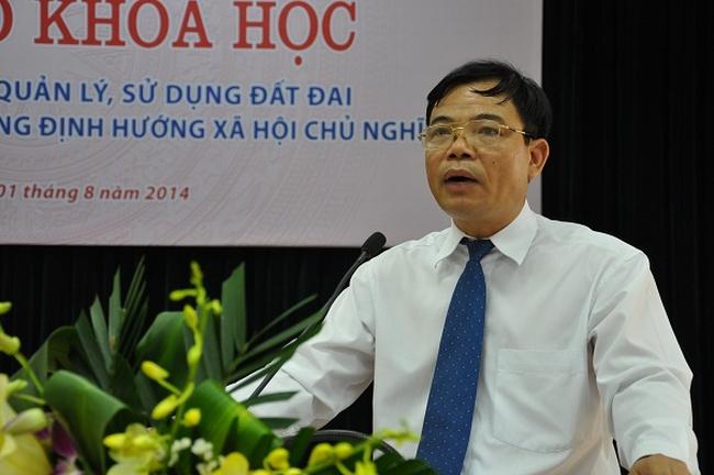 Tân Bộ trưởng Nông nghiệp nói về việc cần làm ngay sau khi kế nhiệm ông Cao Đức Phát