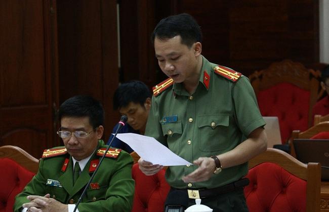Bộ Công an chỉ đạo điều tra vụ nổ tại Công an Đắk Lắk