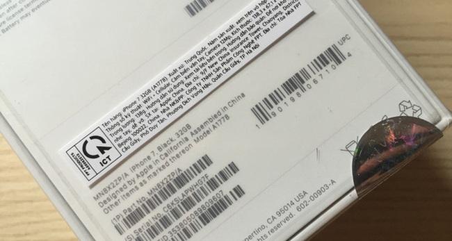 """Các nhà bán lẻ chính hãng iPhone tại Việt Nam: """"iPhone phải có mã VN/A mới là iPhone hàng chính hãng"""""""