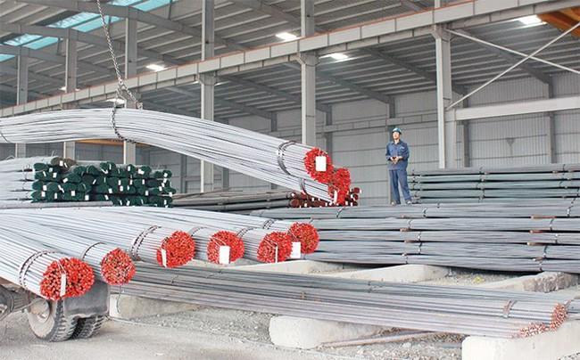 Chi hơn 10,4 tỉ USD nhập khẩu sắt, thép