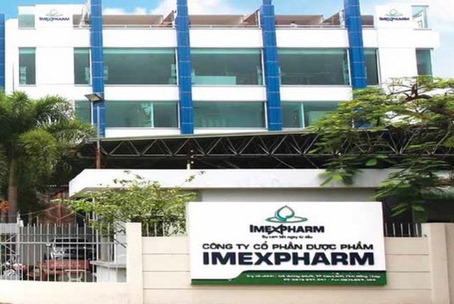 Dược phẩm Phano trao tay 2,63 triệu cổ phần Imexpharm cho phân phối bán lẻ Phano