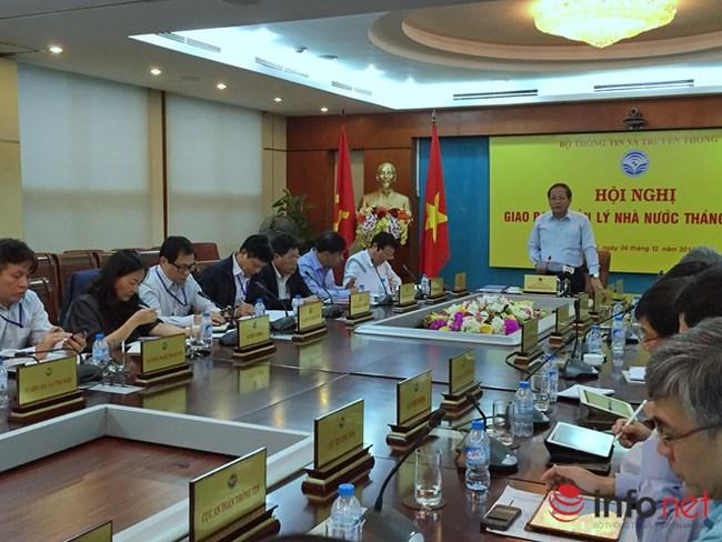 """Bộ trưởng Trương Minh Tuấn: Tránh """"đầu voi đuôi chuột"""" khi xử lý SIM kích hoạt sẵn"""