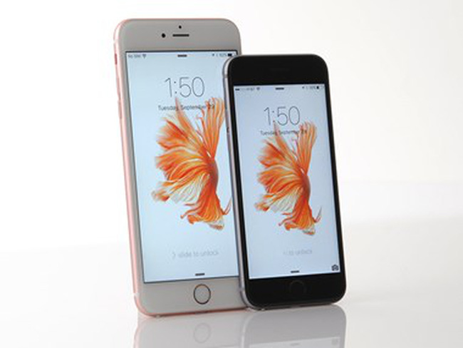 "iPhone 6S, 6S Plus hết ""hot"", cổ phiếu Apple rớt mạnh"