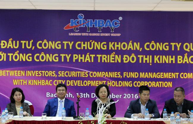Kinh Bắc (KBC) chi 200 tỷ đồng để mua khoảng 15 triệu cổ phiếu quỹ trong đợt 1