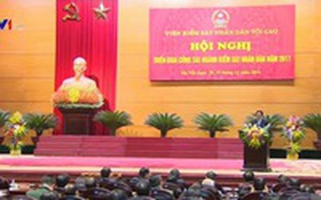Chủ tịch nước: Không để xảy ra oan sai, bỏ lọt tội phạm