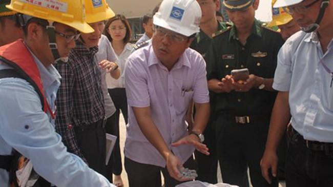 168 tấn bùn bô xít nhập vào Formosa không phải là bùn thải