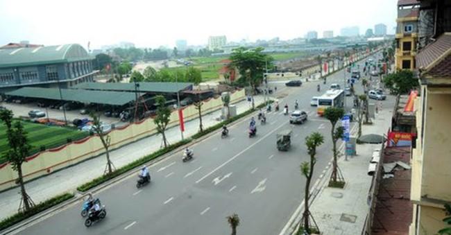 Hà Nội: Điều chỉnh quy hoạch khu đô thị 4.400m2 hai bên đường Lê Trọng Tấn