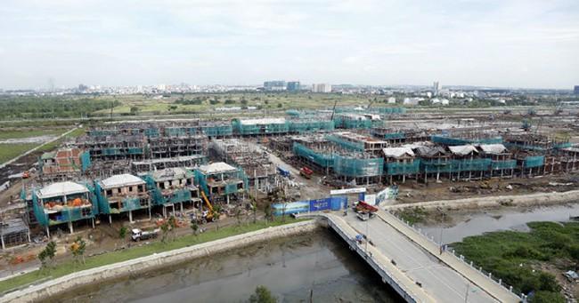 Thu hút đầu tư khu đô thị Đông Sài Gòn