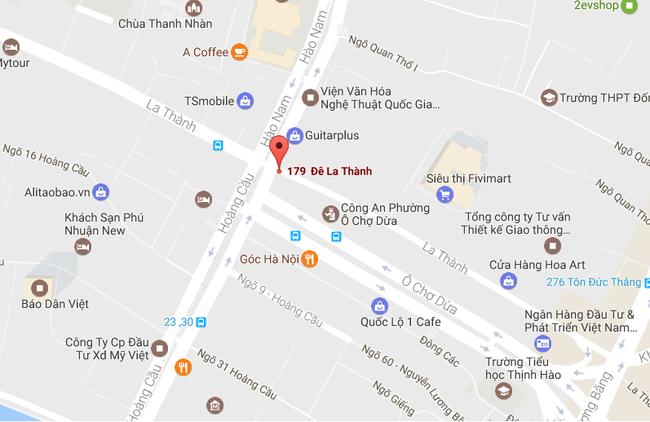 Hà Nội giải quyết đề nghị của 5 hộ dân ở phố Đông Các, phường Ô Chợ Dừa, quận Đống Đa
