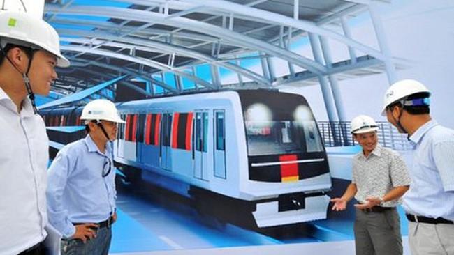 Hàn Quốc hỗ trợ các dự án metro ở TP.HCM