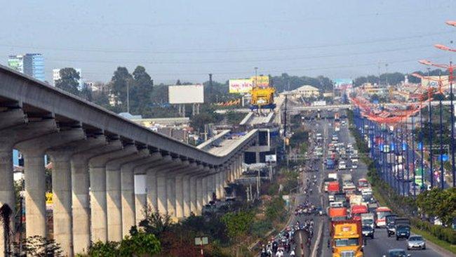 Nhật tài trợ nối tuyến metro số 1 đến Bình Dương, Đồng Nai