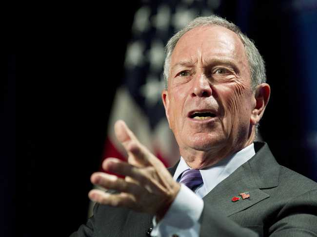 Michael Bloomberg - Tỷ phú luôn nói không với cuộc đua vào Nhà Trắng