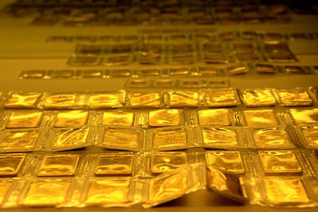 Nhà đầu tư tăng bán vàng