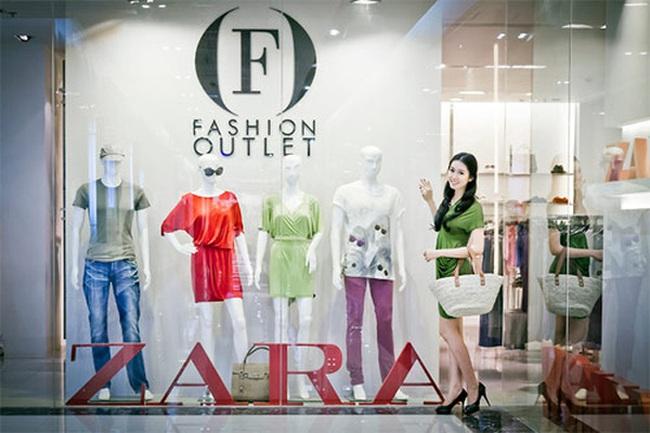 Zara vừa chính thức mở bán online sau khi vào VN chưa đầy 1 tháng, khách hàng ngồi nhà cũng mua được quần áo