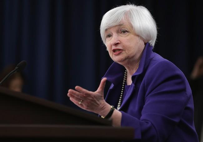 """Chủ tịch Fed: """"Sẽ là hợp lý nếu tăng lãi suất trong những tháng tới"""""""