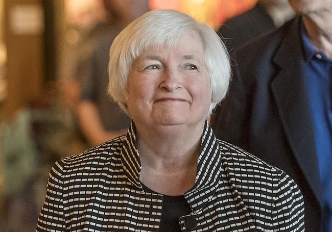 Chủ tịch Fed bóng gió về khả năng tăng lãi suất trong tháng 9