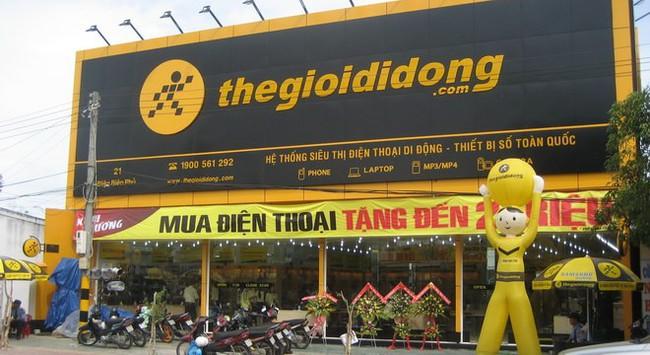 Sau Mekong Enterprise, đến lượt CDH Electric BEE thoái vốn khỏi Thế giới di động
