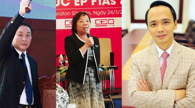 """Hàng loạt """"ngôi sao mới nổi"""" xáo trộn Top 10 người giàu nhất sàn chứng khoán Việt"""