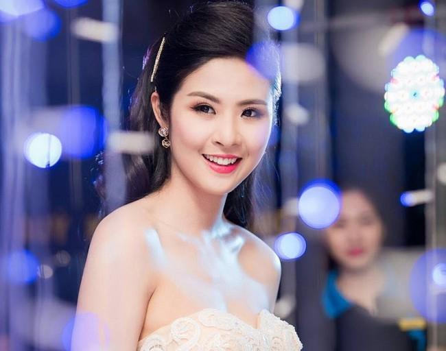 """Hoa hậu Ngọc Hân: """"Kinh doanh chỉ dựa vào sắc đẹp sẽ không lâu bền"""""""