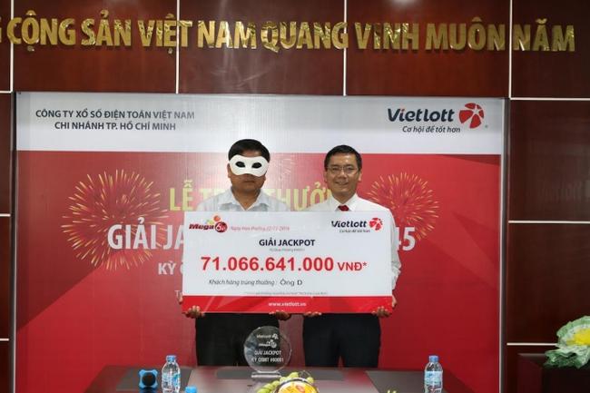 Đây là lý do khiến doanh thu của Vietlott đại nhảy vọt chỉ sau 50 ngày