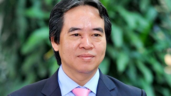Nguyen Thống đốc Nguyễn Văn Binh Lam Trưởng Ban Kinh Tế Trung ương