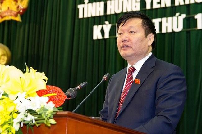 Chân dung Chủ tịch tỉnh Hưng Yên Nguyễn Văn Phóng