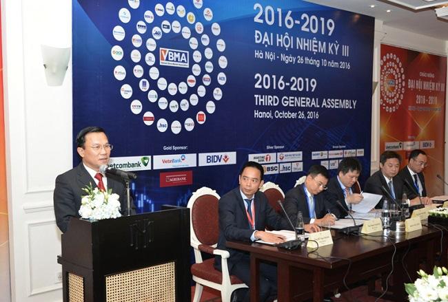 Phó Tổng giám đốc Vietcombank làm chủ tịch Hiệp hội Thị trường Trái phiếu Việt Nam