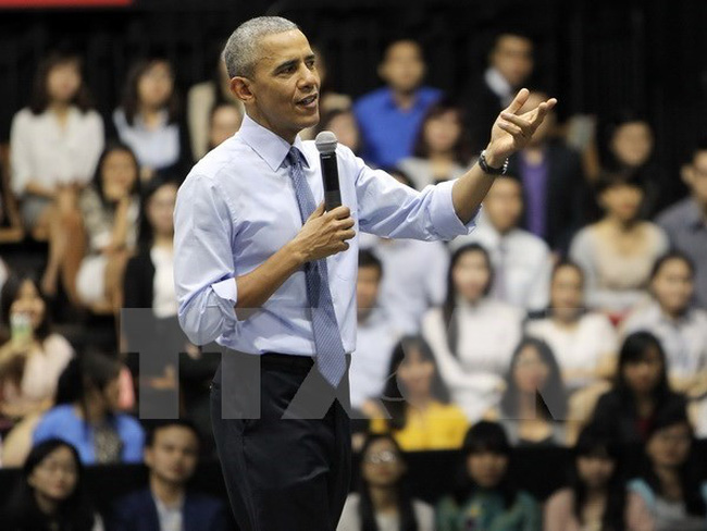 """""""Chuyến thăm của Obama tới Việt Nam thành công ngoài mong đợi"""""""