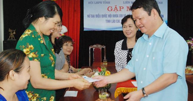 Chủ tịch HĐND và Chủ tịch UBND tỉnh Lào Cai cùng tái đắc cử