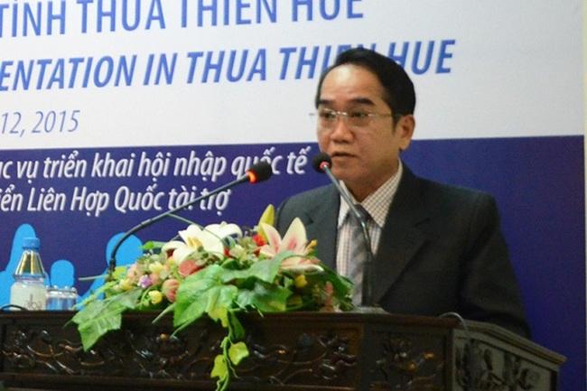 """Phó Bí thư Thừa Thiên-Huế: Sẽ xem lại việc """"cả nhà làm quan huyện"""""""