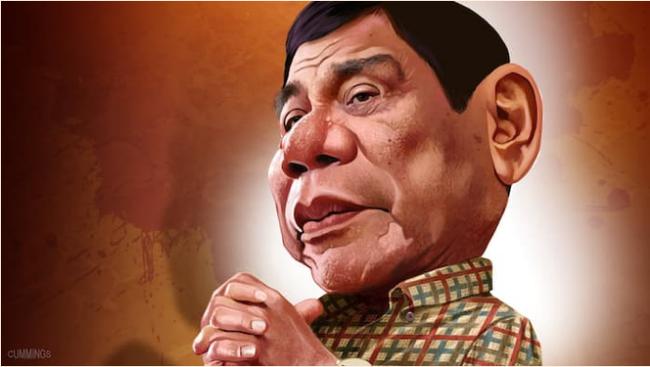 """Tổng thống Philippines Rodrigo Duterte - """"Kẻ trừng phạt"""" được dân chúng mến mộ"""