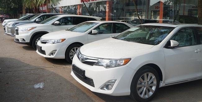 Đừng mơ vay mua ô tô khi thu nhập dưới 20 triệu/tháng