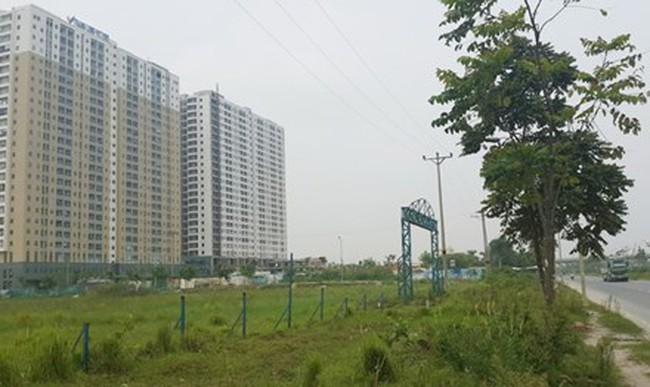 Tồn kho bất động sản chủ yếu phân khúc đất nền