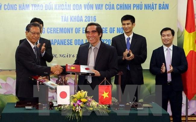 Nhật Bản cung cấp khoản vốn vay ODA 11 tỷ yen cho Việt Nam