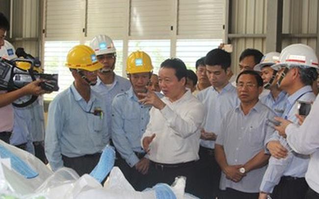 Kiến nghị chỉ cho Formosa xả thải ra sông Quyền