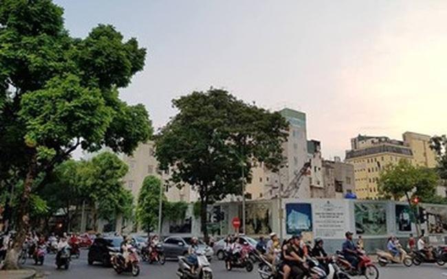 """Hà Nội xây nhiều khách sạn cao cấp trên đất """"vàng"""""""
