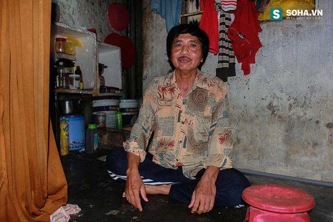 Cận cảnh nơi sống là chuồng heo rộng 9m2 của diễn viên Việt