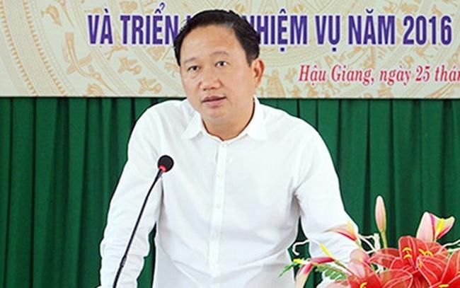 Đề nghị khai trừ Đảng ông Trịnh Xuân Thanh, cảnh cáo ông Dương Anh Điền