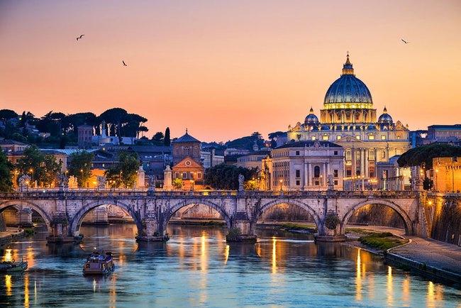 Top 10 thành phố du lịch lý tưởng nhất thế giới