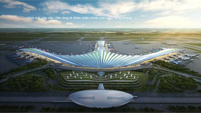 Phương án thiết kế nào cho sân bay Long Thành?