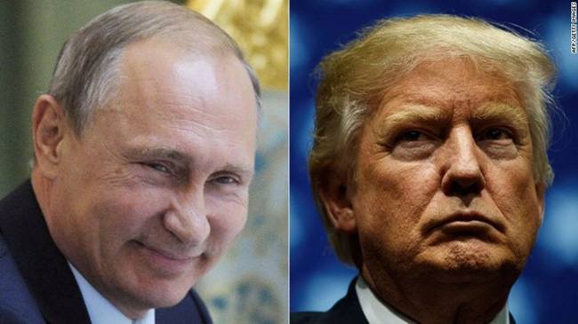 Ông Putin: Không ai tin ông Trump đắc cử ngoại trừ chúng tôi