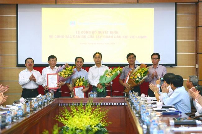 PetroVietnam thay đổi nhân sự chủ chốt
