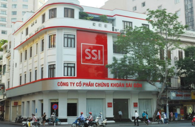 Chứng khoán Sài Gòn (SSI) sẽ mua hơn 300 ngàn cổ phiếu quỹ