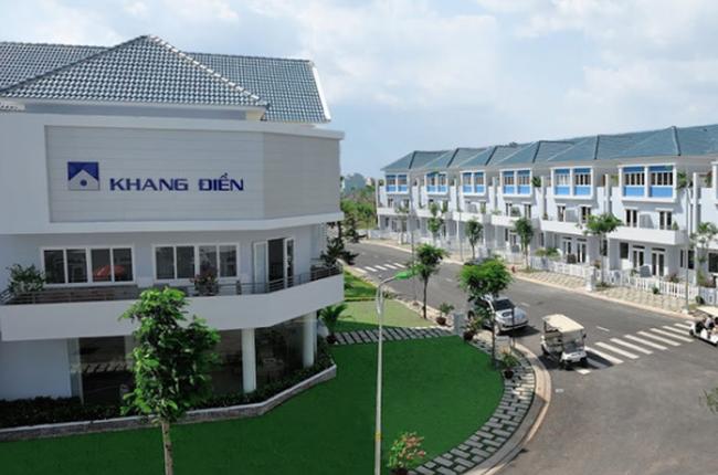 Nhà Khang Điền chốt quyền nhận cổ phiếu thưởng tỷ lệ 30%