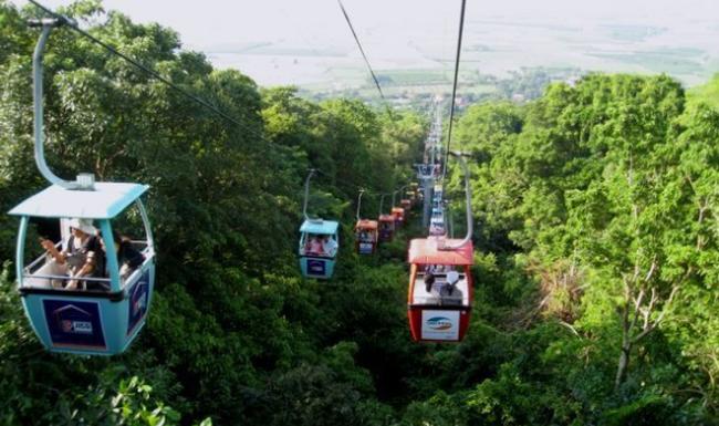 Cáp treo Núi Bà Tây Ninh: 9 tháng lãi gần 88 tỷ đồng, vượt 13% chỉ tiêu lợi nhuận cả năm